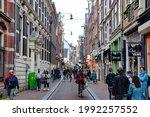 amsterdam  netherlands. june 06 ...   Shutterstock . vector #1992257552