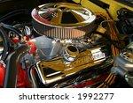 65 Chevelle Engine