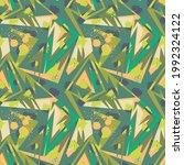 urban seamless abstract... | Shutterstock .eps vector #1992324122