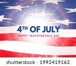 independence day  fourth of...   Shutterstock .eps vector #1992419162