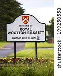 Royal Wootton Basset  Uk  ...