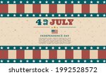 july 4th. independence day...   Shutterstock .eps vector #1992528572