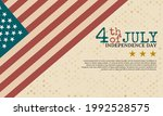 july 4th. independence day...   Shutterstock .eps vector #1992528575