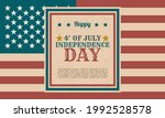 july 4th. independence day...   Shutterstock .eps vector #1992528578