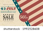 july 4th. independence day...   Shutterstock .eps vector #1992528608