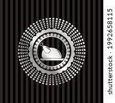 chicken dish icon inside... | Shutterstock .eps vector #1992658115