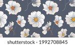 summer white daisy flowers for... | Shutterstock .eps vector #1992708845