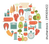 healthy lifestyle card
