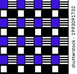 seamless checks pattern on black   Shutterstock .eps vector #1993091732