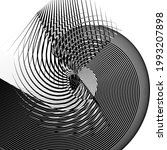 creative geometric pattern ... | Shutterstock .eps vector #1993207898