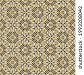 geometric seamless pattern ... | Shutterstock .eps vector #1993208042