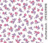 seamless pattern with a... | Shutterstock .eps vector #1993309898