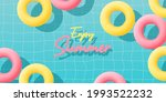 colorful inflatable floating in ...   Shutterstock .eps vector #1993522232