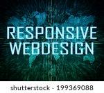 responsive webdesign text...