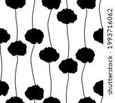 seamless pattern poppies...   Shutterstock .eps vector #1993716062