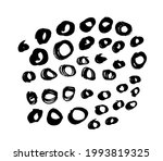 art illustration grunge circle. ...   Shutterstock . vector #1993819325