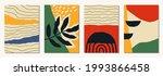 set of vertical abstract...   Shutterstock .eps vector #1993866458