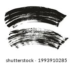 flat fan brush thick curved...   Shutterstock .eps vector #1993910285