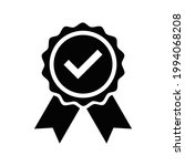 quality badge icon design.... | Shutterstock .eps vector #1994068208
