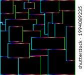 vector abstract pattern...   Shutterstock .eps vector #1994089235