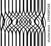 vector abstract pattern...   Shutterstock .eps vector #1994089268