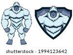 mascot illustration legendary... | Shutterstock .eps vector #1994123642
