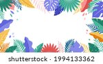 hello summer concept design ... | Shutterstock .eps vector #1994133362