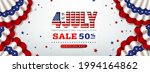 independence day usa sale... | Shutterstock .eps vector #1994164862