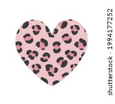 vector hand drawn flat pink... | Shutterstock .eps vector #1994177252