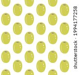 vector seamless pattern of... | Shutterstock .eps vector #1994177258