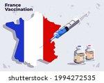 vector illustration of france... | Shutterstock .eps vector #1994272535