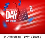 usa independence day vector... | Shutterstock .eps vector #1994310068