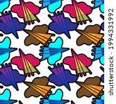 abstract cute modern seamles...   Shutterstock .eps vector #1994331992