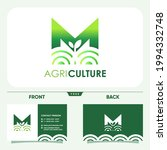 initial letter m agriculture... | Shutterstock .eps vector #1994332748