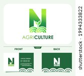 initial letter n agriculture... | Shutterstock .eps vector #1994333822
