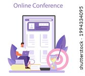 staff counselling online...   Shutterstock .eps vector #1994334095