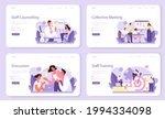 staff counselling web banner or ...   Shutterstock .eps vector #1994334098