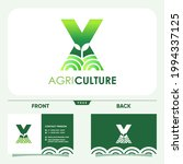 initial letter x agriculture... | Shutterstock .eps vector #1994337125