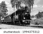 Historic Steam Train In...