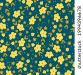 seamless vintage pattern... | Shutterstock .eps vector #1994396678