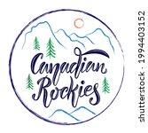 vector illustration of canadian ... | Shutterstock .eps vector #1994403152