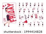 businesswoman  smart female...   Shutterstock .eps vector #1994414828