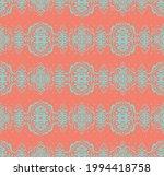 ikat seamless pattern. border... | Shutterstock .eps vector #1994418758