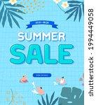 summer shopping event...   Shutterstock .eps vector #1994449058