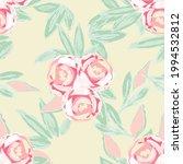 purple tulip marker vector... | Shutterstock .eps vector #1994532812