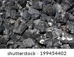 Charcoal Pile