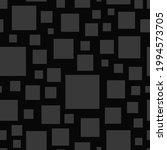vector monochrome geometric... | Shutterstock .eps vector #1994573705