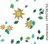 floral abstract background...   Shutterstock .eps vector #1994738762