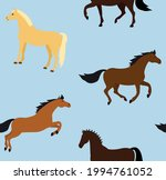 vector seamless pattern of flat ... | Shutterstock .eps vector #1994761052