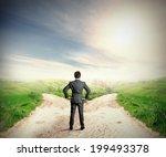 the right destination concept...   Shutterstock . vector #199493378
